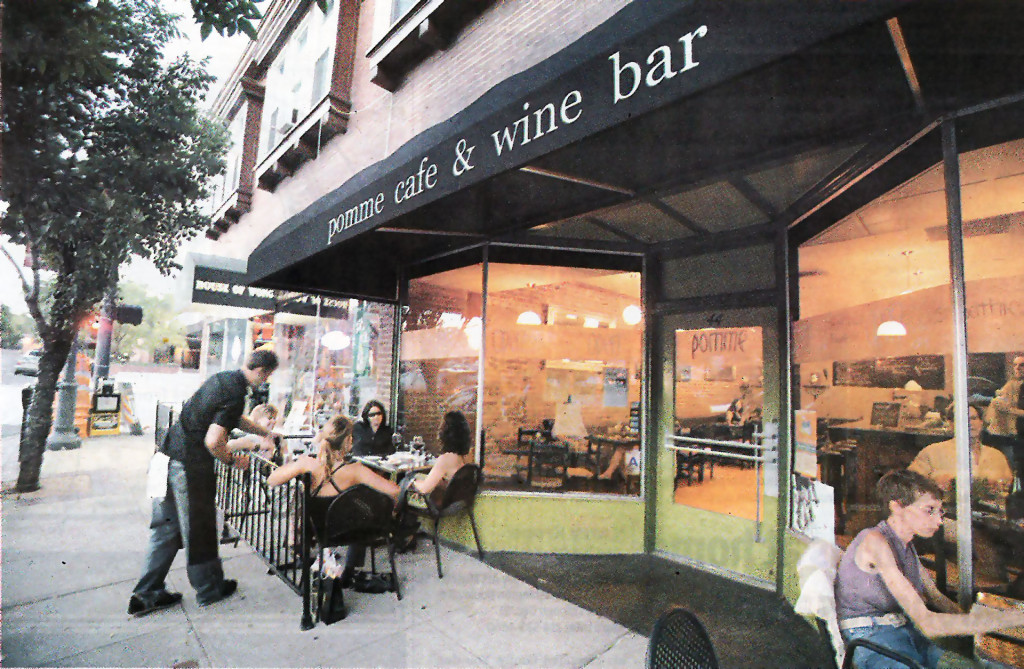 Pomme Cafe & Wine Bar