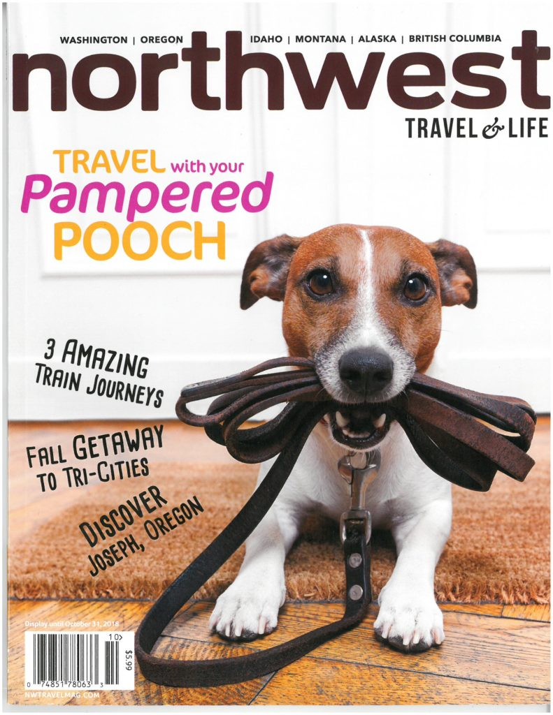 Travel with Your Pampered Pooch