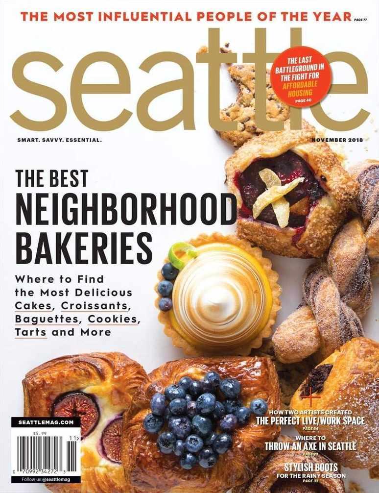Raising Dough: A Guide to Seattle's Sweet Spots